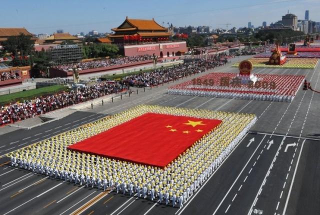 China National Day parade