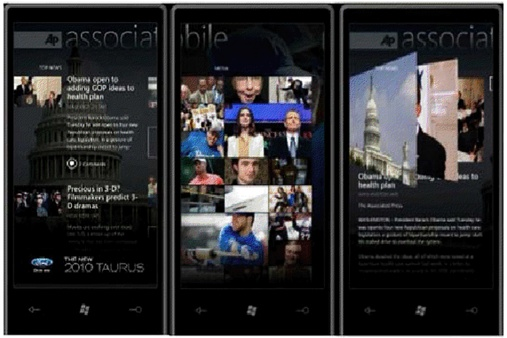 AP Mobile on Windows Phone 7