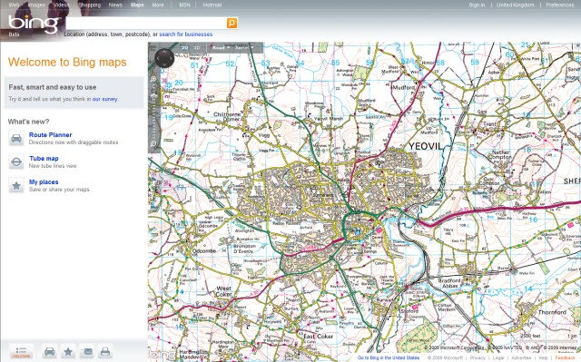 Woo Ordnance Survey
