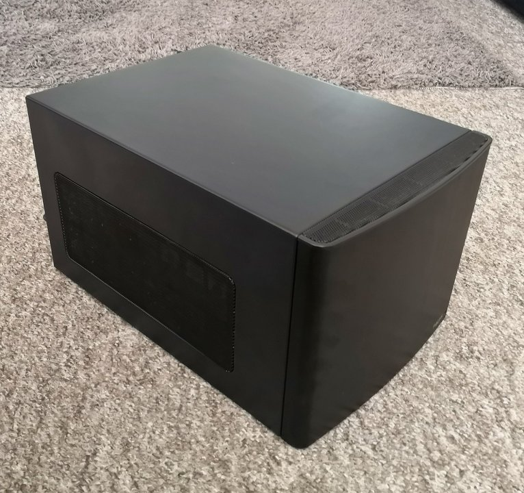 New home server build